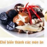 Cách dùng tỏi đen một nhánh Việt Nam