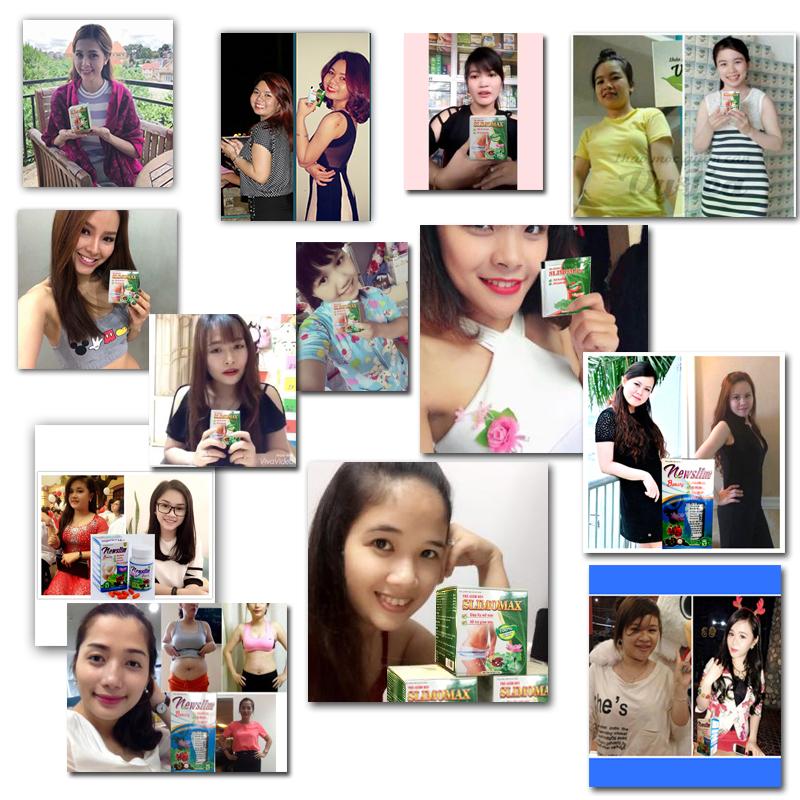 Nhiều khách hàng đã mua và tin dùng sản phẩm Newslim beauty