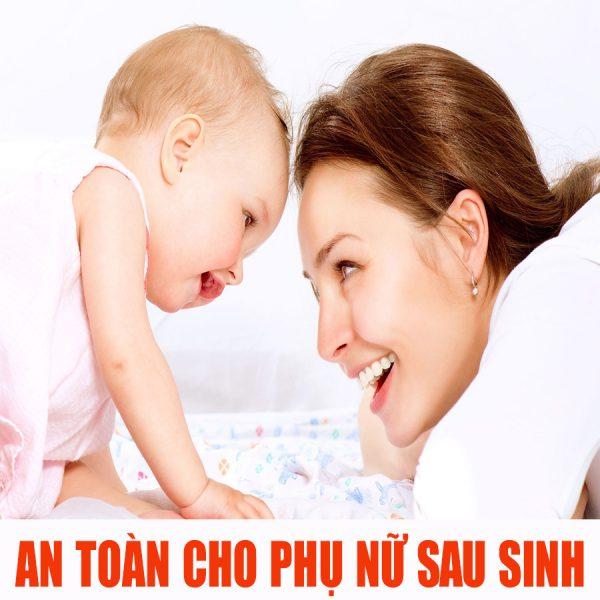 Giảm cân slimtosen extra an toàn cho phụ nữ sau sinh