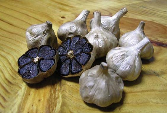 Cao khô tỏi đen là thành phần chính trong viên nang tỏi đen blakgarlic