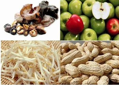 Thực phẩm tốt cho căn bệnh mỡ máu