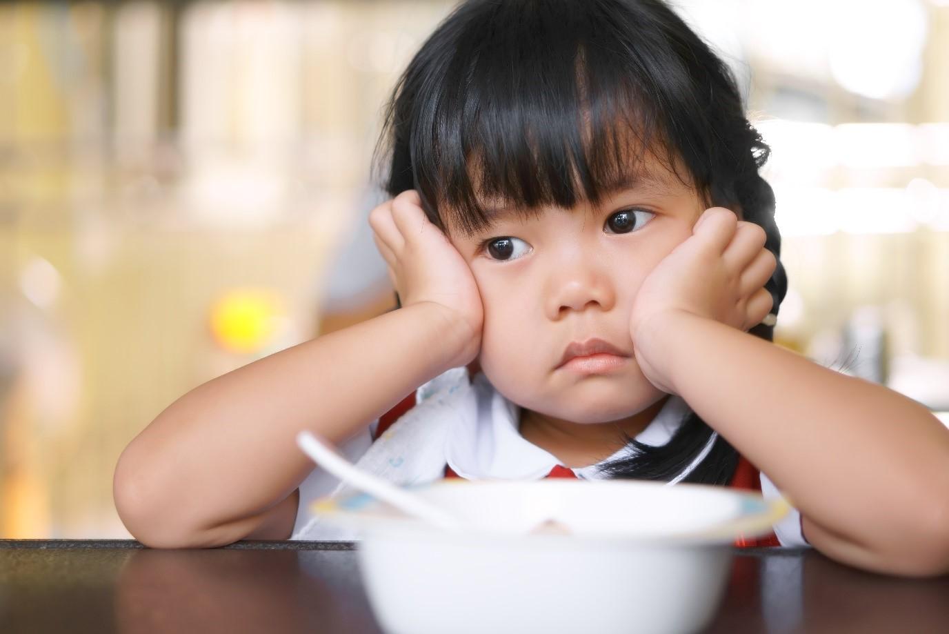 Chán nản khi vào mỗi bữa ăn