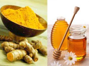 Cách chữa bệnh đau dạ dày bằng nghệ và mật ong