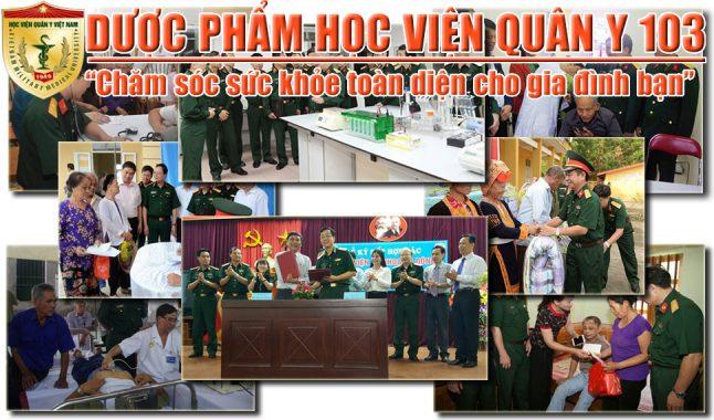 Dược phẩm học viện quân y