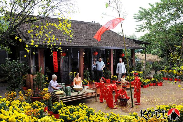 Tỏi đen một nhánh Việt Nam món quà tết thể hiện sự thành kính đối với đấng sinh thành