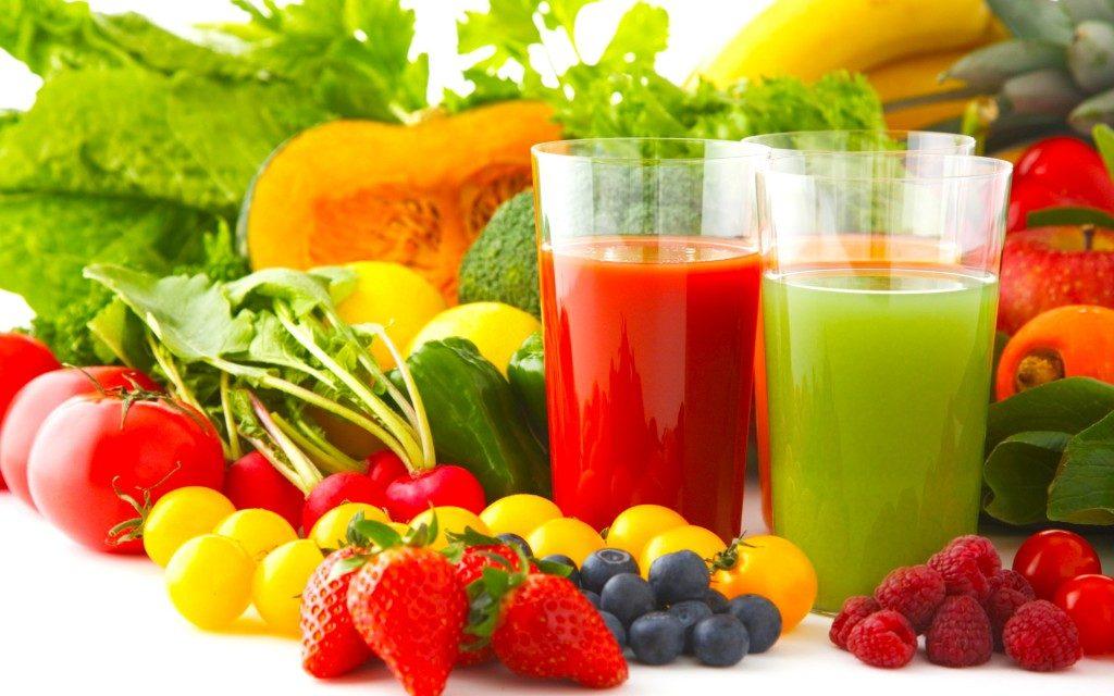 Cần tăng cường bổ sung các loại rau quả giàu vitamin A, C, E cho người bị ung thư thực quản