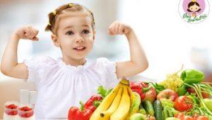 Chế độ ăn uống hợp lý để cải thiện tình trạng rối loạn tiêu hóa ở trẻ