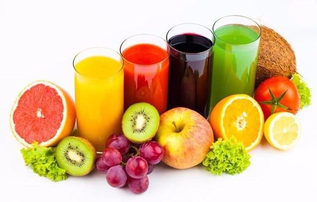 Giảm cân bằng nước ép hoa quả có thực sự tốt không