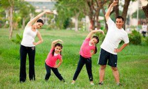 Thường xuyên tập thể dục đểphòng ngừa đột quỵ não