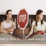 Làm thế nào để tránh tình trạng tinh trùng yếu, sinh lý kém