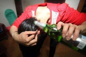Cách gội đầu bằng bia trong việc làm đẹp và chắc khỏe tóc