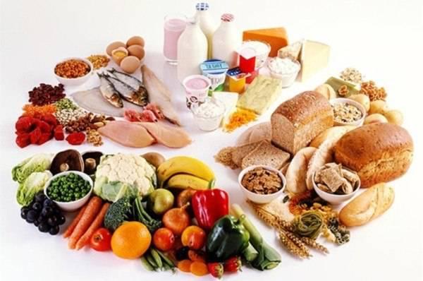 Trong bữa ăn hằng ngày nên cân bằng đủ 4 nhóm dưỡng: chất bột, đạm, đường, chất béo