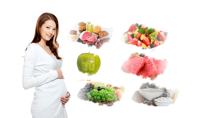 Chế độ ăn uống của người mẹ trong thời gian thai kỳ không đầy đủ các chất dinh dưỡng khi sinh trẻ có nguy có bị suy dinh dưỡng rất cao