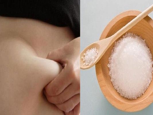 Những phương pháp giảm mỡ bụng bằng muối rang