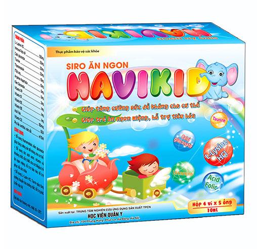 Cùng siro ăn ngon Navikid biến mỗi bữa ăn của bé trở thành một cuộc khám phá thực phẩm đầy màu sắc mẹ nhé!