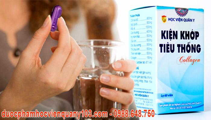 Cach Su Dung Kien Khop Collagen Hoc Vien Quan Y