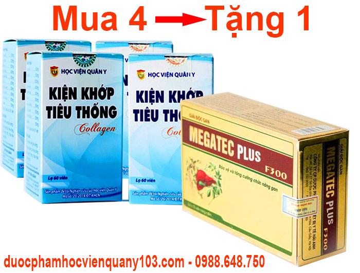 Kien Khop Tieu Thong Collagen Khuyen Mai