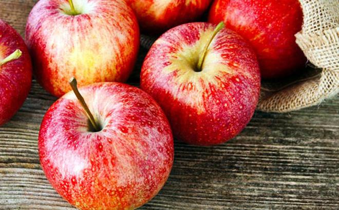 Quả táo giảm mỡ máu