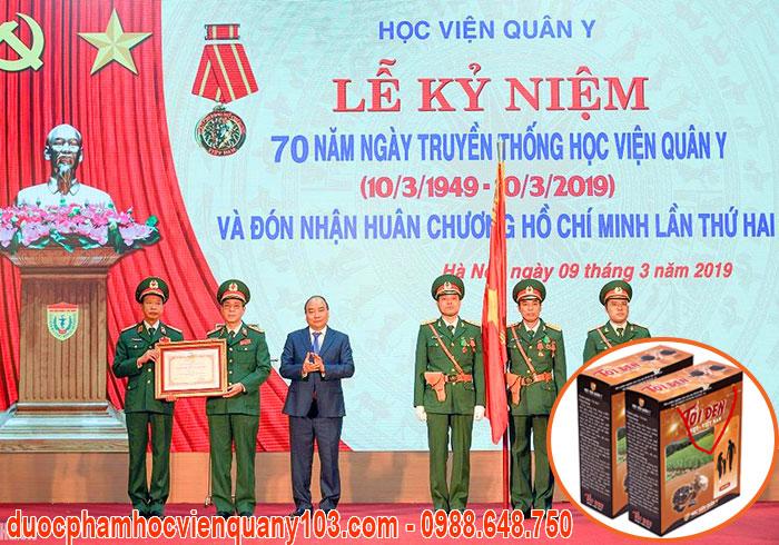 Toi Den Hoc Vien Quan Y Chinh Hang