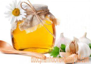 Tổi ngâm với mật ong bài thuốc quý rất tốt cho sức khỏe