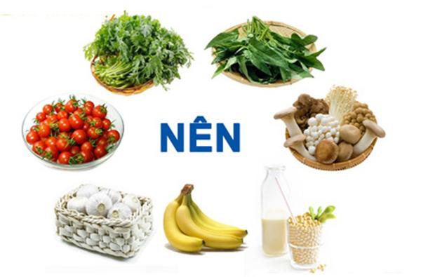Những thực phẩm vàng cho người cao huyết áp