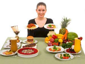 Chế độ dinh dưỡng khoa học là cách giảm béo sau sinh hiệu quả