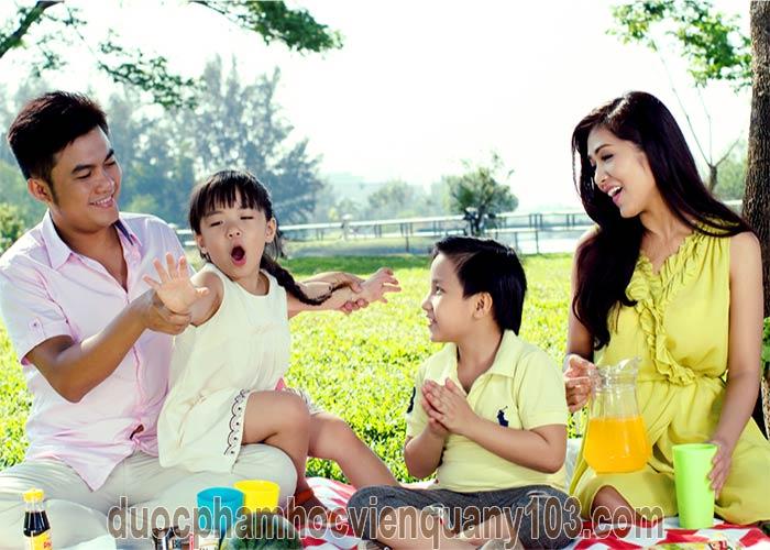 Sức khỏe là chìa khóa mở ra hạnh phúc cho gia đình bạn - Đông trùng hạ thảo
