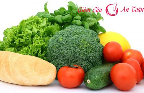 Ăn nhiều chất xơ giúp giảm béo phì một cách tự nhiên