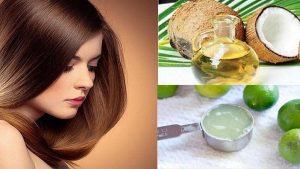 Chữa tóc dính bết nhiều dầu bằng dấm