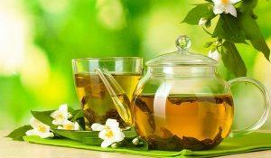 Uống trà xanh vào mỗi buổi sáng giúp giảm cân