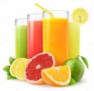 Uống nước trái cây giúp giảm cân