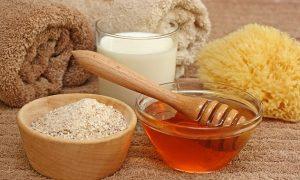 Hết sạch nám từ đậu đỏ và mật ong