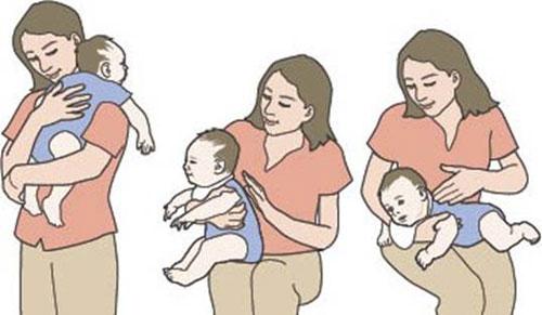 Cách vỗ rung long đờm cho bé mẹ có thể làm ngay tại nhà