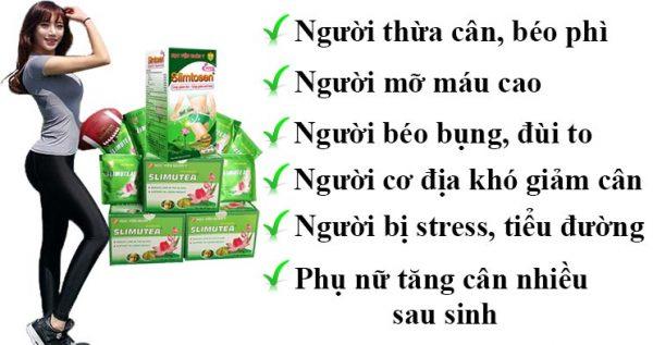 Giảm Cân Slimtosen Extra