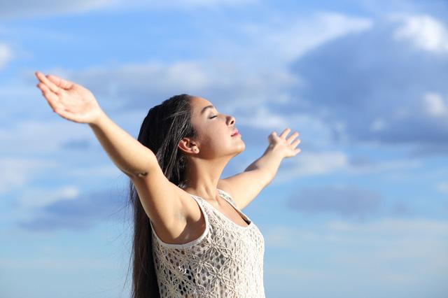 Hít thở sâu là cách giảm mỡ bụng đơn giản nhất
