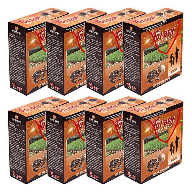 8 hộp tỏi đen hvqy