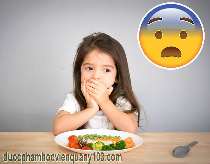 Trẻ biếng ăn có thể gây hậu quả nghiêm trọng ảnh hưởng lớn tới tương lai của trẻ - siro ăn ngon navikid