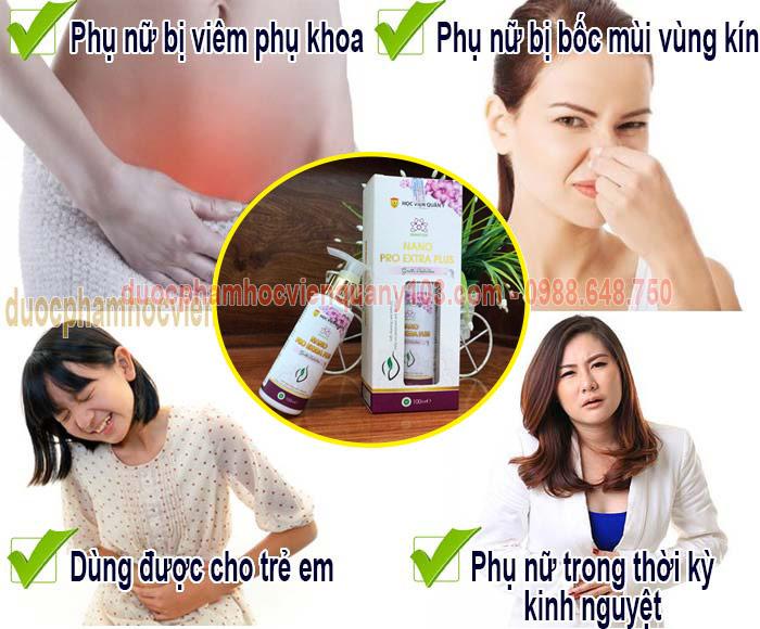 Doi Tuong Su Dung Nano Pro Extra Plus Hvqy