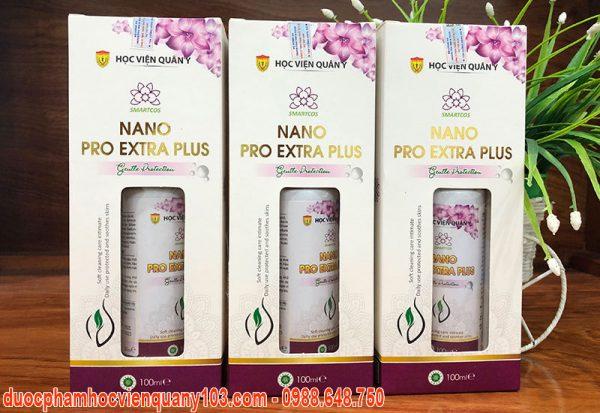 Nano Pro Extra Plus Hoc Vien Quan Y 3 Hop
