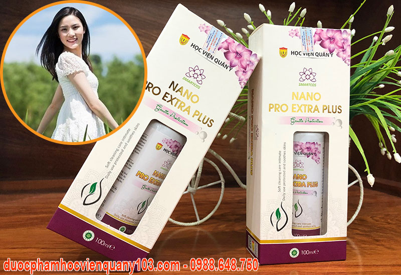 Nano Pro Extra Plus Hoc Vien Quan Y Phu Nu