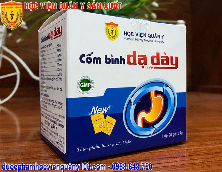 Com Binh Da Day Hoc Vien Quan Y 1