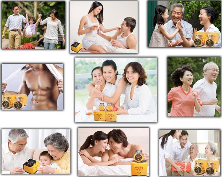 Đông trùng hạ thảo Việt Nam đã nhận được sự tin tưởng và hài lòng tuyệt đối của khách hàng trên mọi miền của đất nước