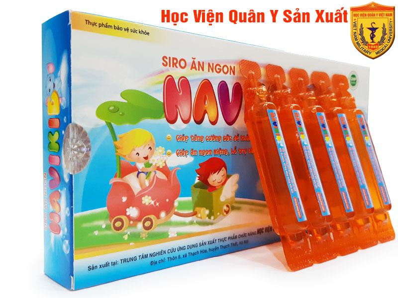 Siro Navikid Hoc Vien Quan Y Chinh Hang 1