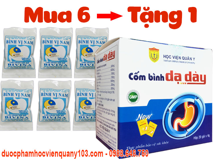 Binh Vi Nam Vien 354 Khuyen Mai