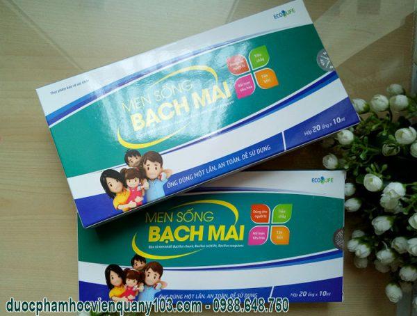 Men Song Bach Mai 1