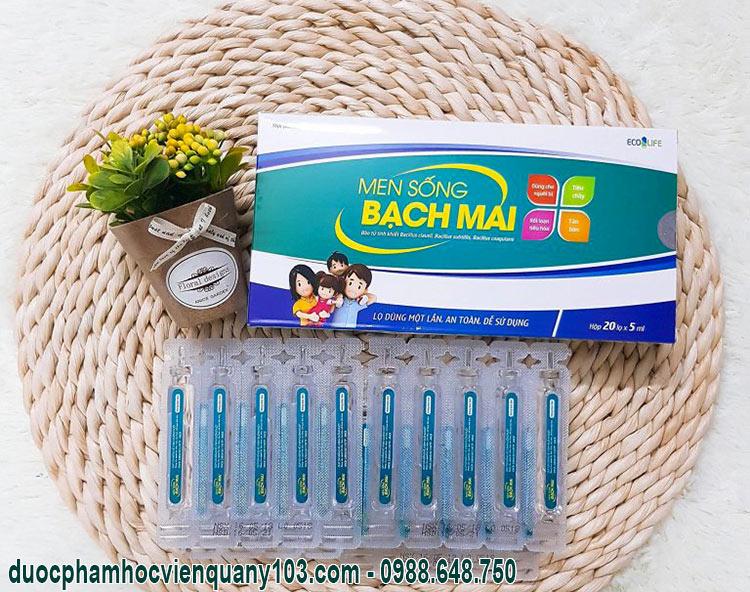 Men Song Bach Mai