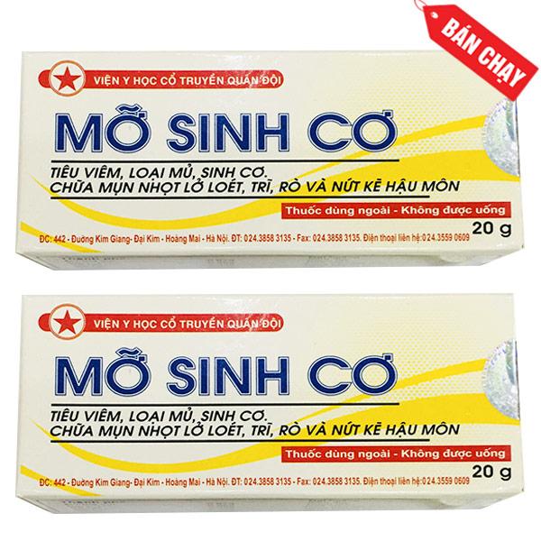 2 Tuyp Mo Sinh Co