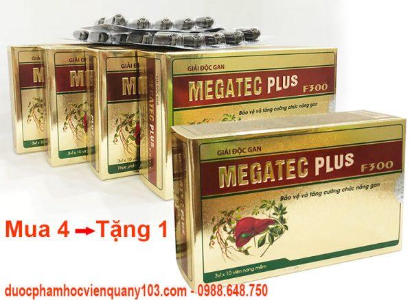 Giai Doc Gan Megatec Plus F300 Hvqy Khuyen Mai