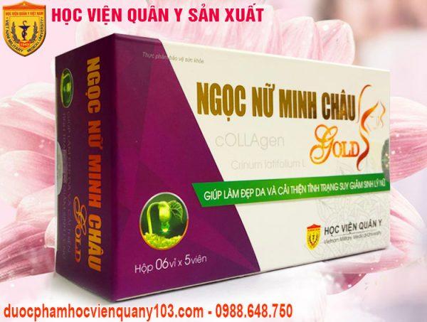 Ngoc Nu Minh Chau Gold Hvqy