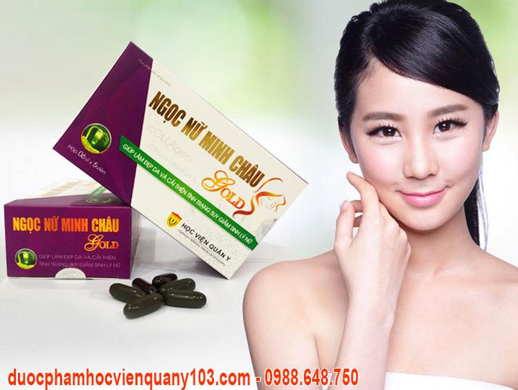 Ngoc Nu Minh Chau Gold Hvqy Cong Dung